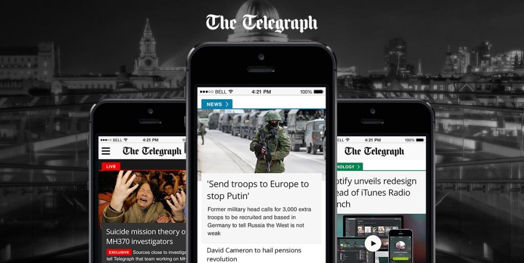daily telegrah newsroom 02
